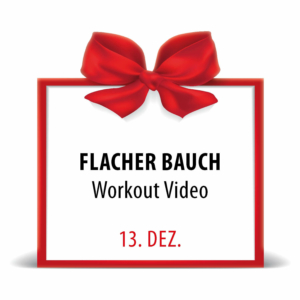 City Fit Adventskalender 13. Dezember