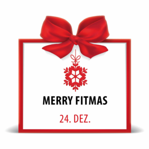 City Fit Adventskalender 24. Dezember