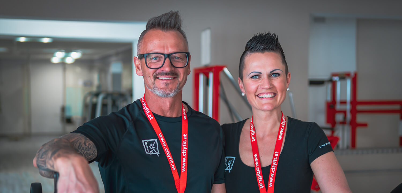 City Fit Team Bernhard & Kveta