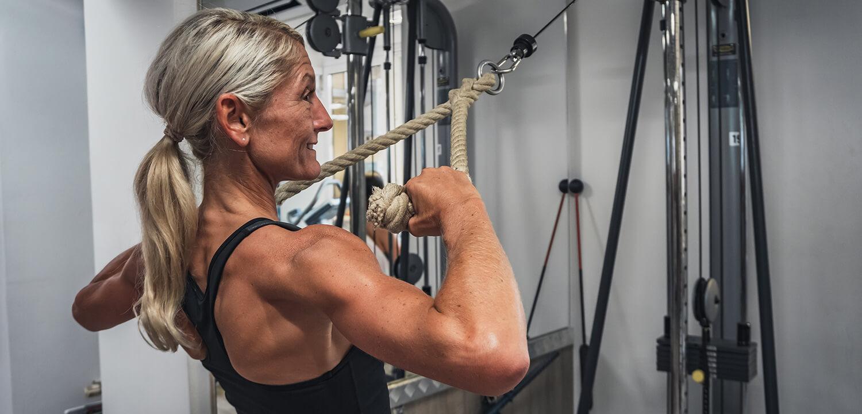 City Fit Training Muskelaufbau