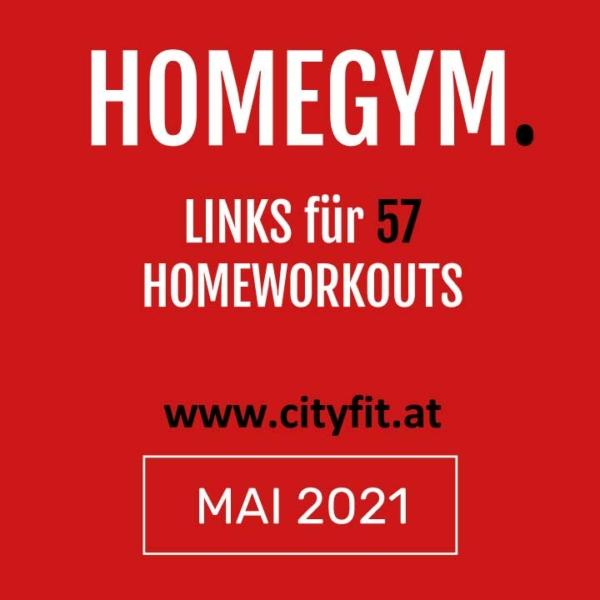 City Fit Rohrbach Berg - HomeGym Mai 2021